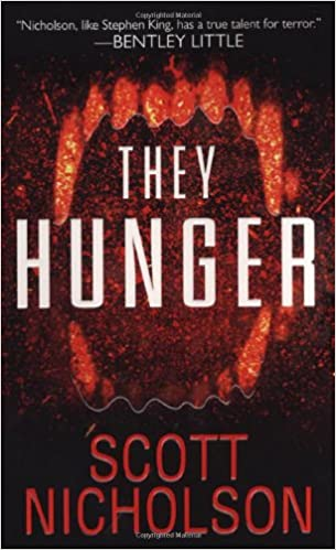 Book They Hunger