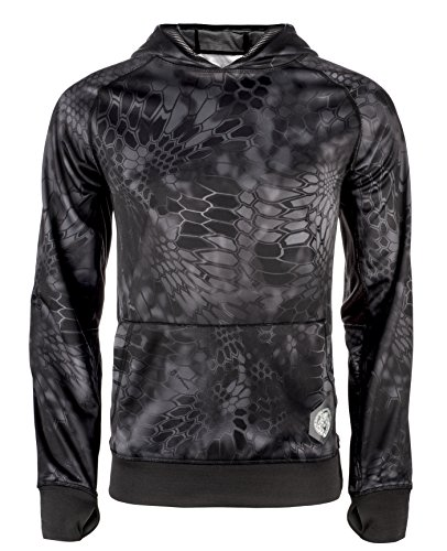 KODA Youth Technical Hoody (Kryptek Typhon, S Youth 8)