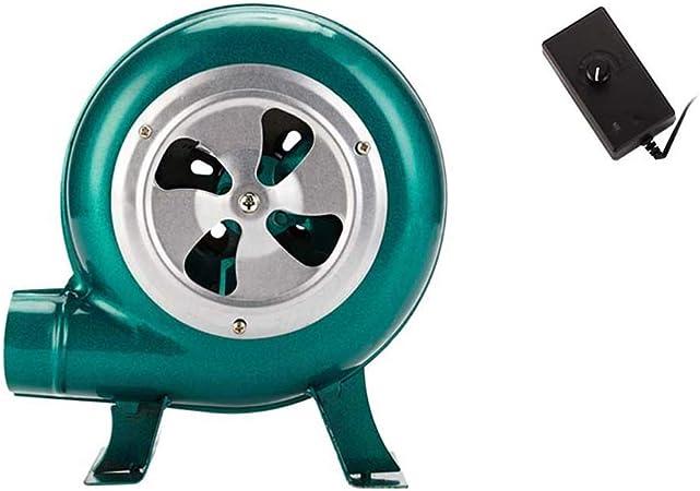 JXS Barbacoa Ventilador soplador Forge - Equipado con convertidor ...