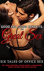 Good Pay, Good Benefits, and Great Sex: (If the Sex Is Great, We're Flexible on the Pay and Benefits) Six Tales of Office Sex (English Edition)