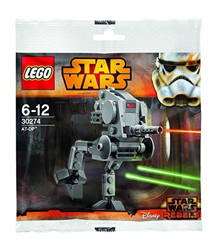 LEGO-Star-Wars-AT-DP-Establecer-30274-Bolsas
