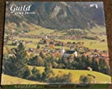 Guild Puzzle - Algau Mountains, Germany 500 pieces by Whitman Coins