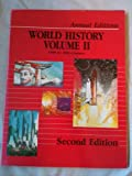 Annual Editions Vol. 2 : World History, , 0879678194