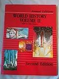 Annual Editions Vol. 2 : World History, , 0879678194