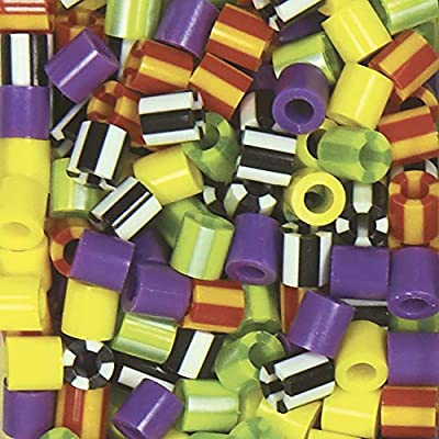 Perler Beads Fuse Beads for Crafts, 1000pcs, Masquerade Mix: Home & Kitchen