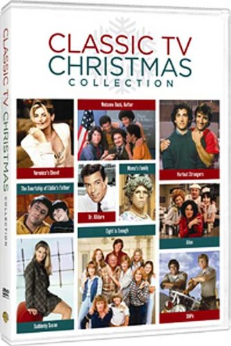 Classic TV Christmas Collection (Welcome Back Kotter, Eight is Enough, Alice, CHIPs, Dr. Kildare, Mama's Family, Suddenly Susan, Veronica's Closet, Courtship of Eddie's Father & Perfect Strangers)