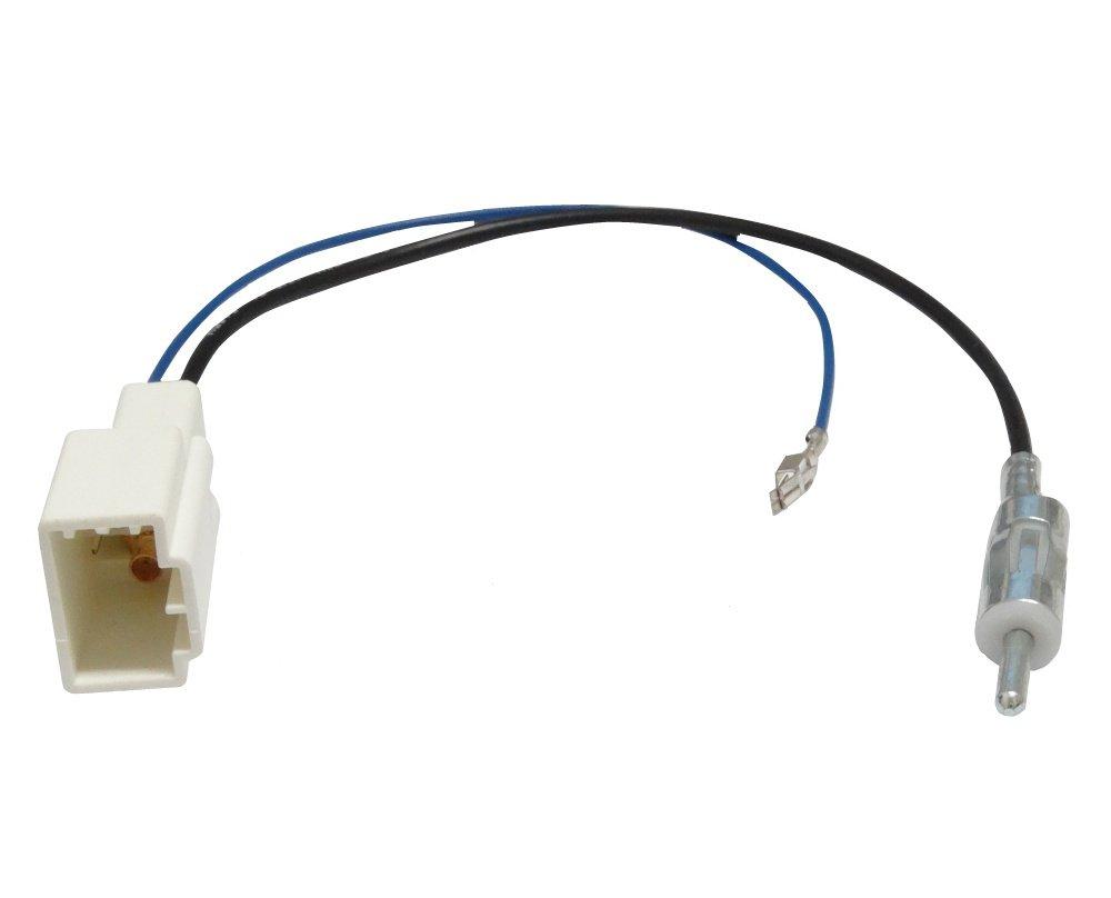 AERZETIX 3800946174615 Adaptateur pour Prise d'Antenne Auto DIN