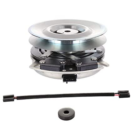Amazon com : ECCPP Electric PTO Clutch Assembly New Upgraded Design