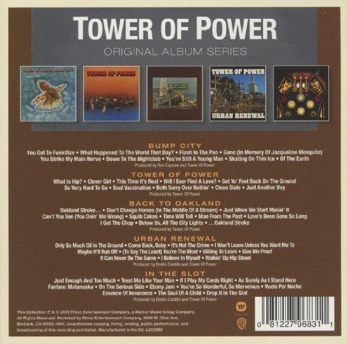 Tower of power ebony jam