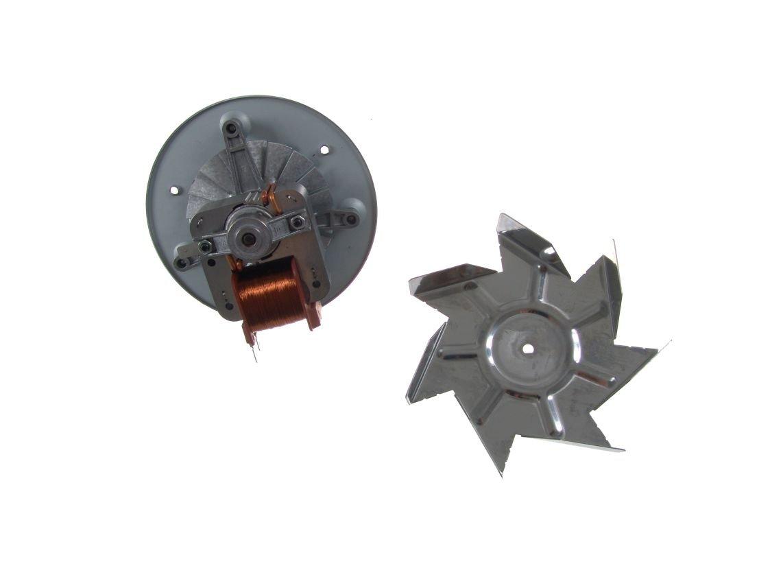 Gorenje... Welle 37.5 mm Quelle 32 W Fl/ügelrad 150 mm Ventilator // L/üfter f/ür Hei/ßluftherd