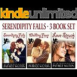 THREE BOOK SET--Serendipity Falls series