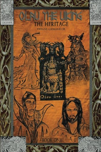 - Olav the Viking: The Heritage, vol One: The Curse of the Uppsala Courts. (Volume 1)