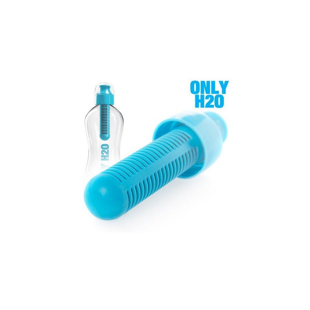 ASI Uniquement H2O BOTONLYH2O Bouteille avec Filtre à Charbon Only H2O
