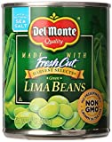 Del Monte Green Lima Beans, 8.5 oz