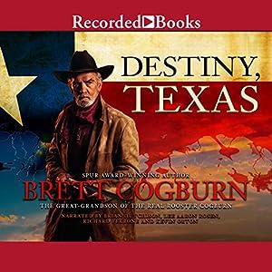 Destiny, Texas Audiobook