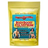 Colostrum Bovine 1 Kilo (2.2 lbs)(35 oz) Powder 1 Best Value on Amazon 50 Percent Discount Today 100 Percent Whole Nothing Added 1st Milking Only Maximum Biological Activity Natural Probiotic