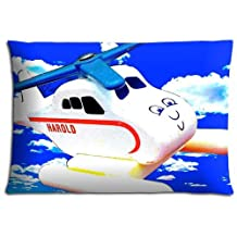 """16x24 16""""x24"""" 40x60cm bed pillow shells cases Polyester and Cotton Durable quality Thomas the Tank Engine & Friends"""