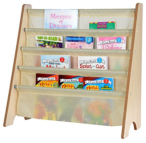 Naomi Home Kids Toy Sling Bookrack ()