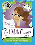 Miss Brain's Cool Math Games, Kelli Pearson, 0985572523