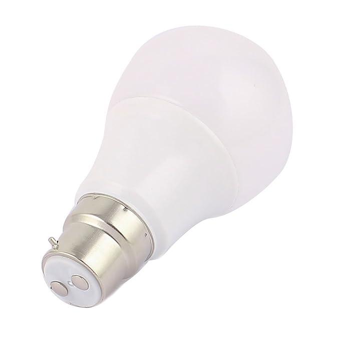 Bombilla Adaptador B22 eDealMax decoración bola de luz de la lámpara LED RGB 3W AC85V-265V w controlador remoto - - Amazon.com