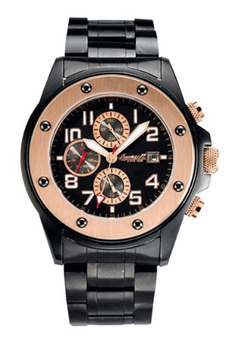 Ingersoll Men Watch Harlem Limited Edition black IN3201RBK