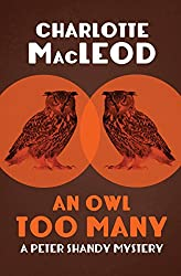 An Owl Too Many (The Peter Shandy Mysteries Book 8)