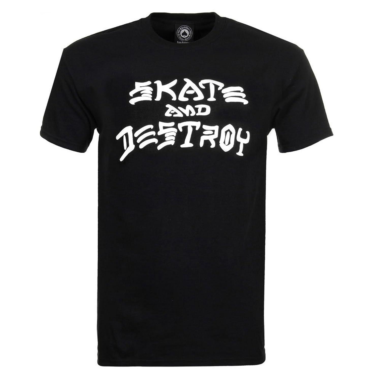 Amazon Best Sellers: Best Men's Skateboarding T-Shirts