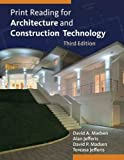 Print Reading for Architecture and Construction Technology with Premium Website Printed Access Card 3rd Edition