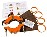 Creative Bottle Cutting - BOTTLE CUTTER Cuts bottles from 43 to 102 mm diameter Strong and Durable Ideal for making creative gifts candle holder ornaments etc Full instructions included 90 day peace of mind guarantee Environmentally friendly way of re-using old bottles. Fun way to re-cycl