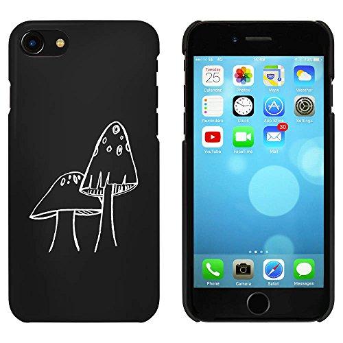Noir 'Tabourets de Crapaud' étui / housse pour iPhone 7 (MC00090408)