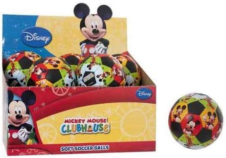 Mickey Mouse Clubhouse pelota suave: Amazon.es: Juguetes y juegos