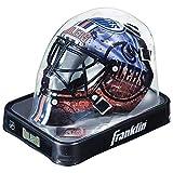 Franklin Sports NHL League Logo Edmonton Oilers Mini Goalie Mask