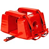 Kiefer Rescue 2 Universal Head Immobilizer, Red