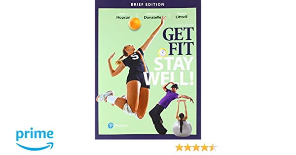Get Fit Stay Well Ebook