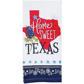Kay Dee Designs R3760 Home Sweet Texas Terry Towel Part 77