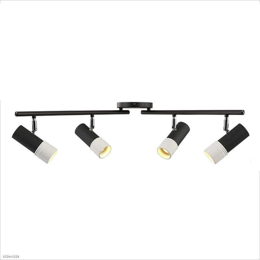 DGYZ Straight Bar Ceiling Spotlight, Rotatable LED Spotlight ...