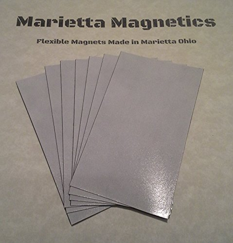 225 Premium 30 Mil Business Card Magnets with Adhesive! Necessary for Great Marketing by Zillions OF