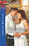 img - for Merry Christmas, Baby Maverick! (Montana Mavericks: What Happened at the) book / textbook / text book