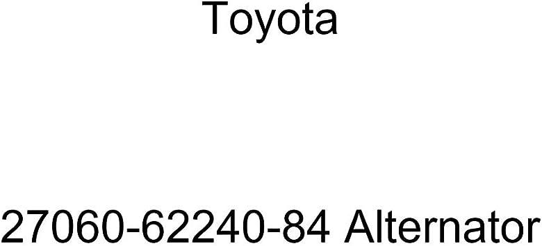 Toyota 27060-62240-84 Alternator