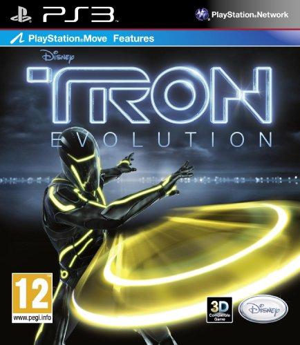Tron Evolution (Ps3) (Evolution Console)