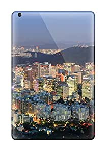 Hot Snap-on Seoul City Hard Cover Case/ Protective Case For Ipad Mini/mini 2