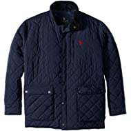U.S. Polo Assn. Men's Diamond-Quilted Jacket