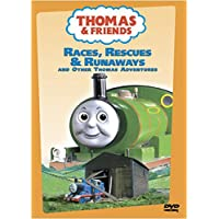 Thomas & Friends: Races, Rescues and Runaways [Import]