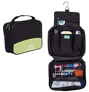 Amazon.com   Hanging Toiletry Bag For Men Makeup Travel Organizer ... 01bc97260aacf