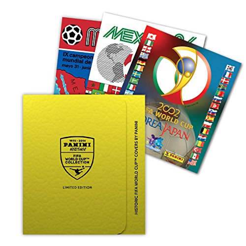 Panini Heritage FIFA World Cup Lithographic Prints from Panini Heritage FIFA World Cup