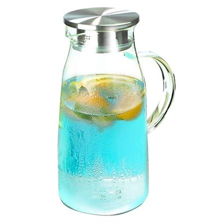Jarras para Agua La Botella De Agua Fría De Gran Capacidad ...