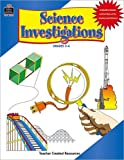 Science Investigations, Robert W. Smith, 1576905063