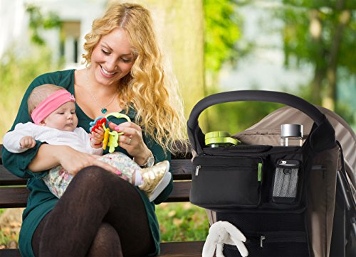 Baby Shower Gift Idea: Best Stroller Organizer For Smart Moms