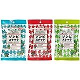 MNH ゾンビスナックミニ 15g 3種各1袋セット(焼肉・コンソメ・のりしお味)