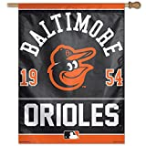 "MLB Baltimore Orioles New Style Banner, 27""x37"", Team Color"